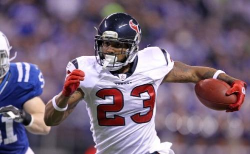 Arian Foster: Change Happens And We Needed A Change