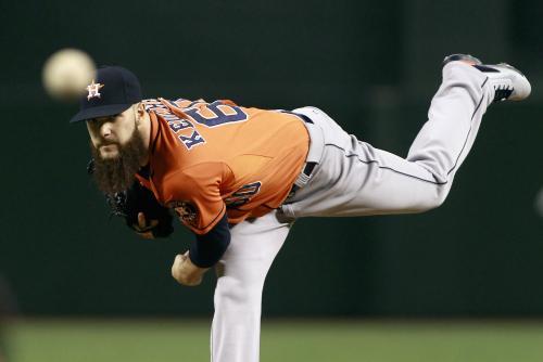 Astros Blowout D-Backs For Keuchel's 20th Win
