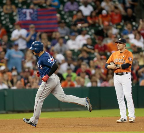 Astros Division Title Hopes Fading With 6-2 Loss To Rangers