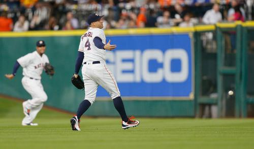 Astros Fall 6-2 To Kansas City, Lose Third In A Row