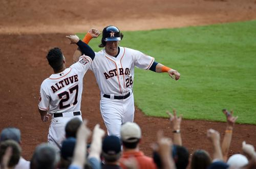 Astros Keep Big Part Of 2015 Postseason Team