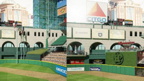 Astros Postpone Tal's Hill/Center Field Reconstruction