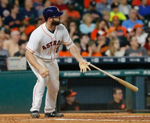 Astros Ride Power Surge, Bullpen To 4-3 Win Over Orioles
