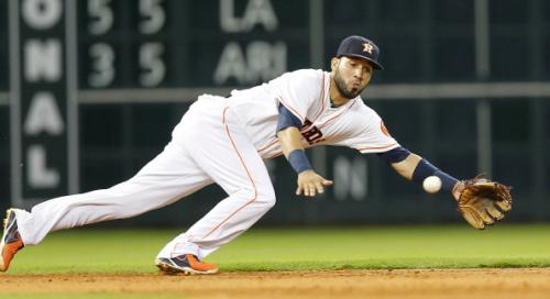 Astros Sign Marwin Gonzalez, Avoid Arbitration