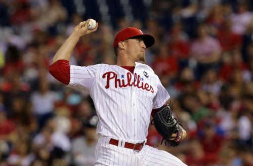 Astros Trade Four For Closer Ken Giles From Phillies