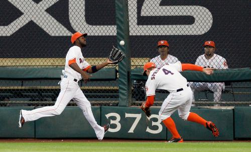 Astros Winning Streak Snapped In 4-1 Loss