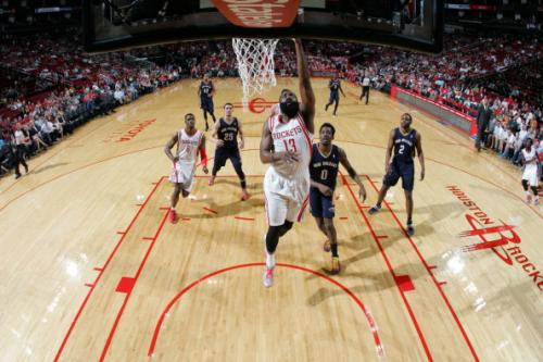 Behind Late Flurry, Rockets Beat Pelicans