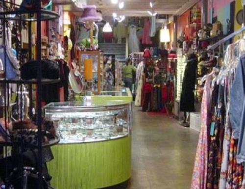 best vintage clothing shops in houston