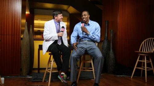 Dwight Howard Organizes Blood Drive For Craig Sager