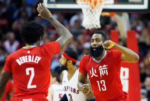 Harden, Beverley Both Playing Against Nets