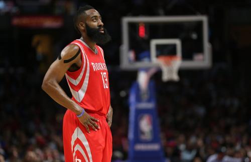 Harden Has Big Night Again In Rockets Win