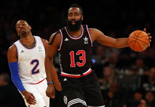 Harden Scores 29 In West All-Star Win
