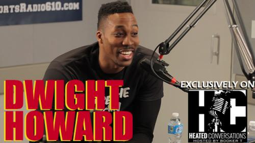 Heated Conversations With Booker T – Feat. Dwight Howard