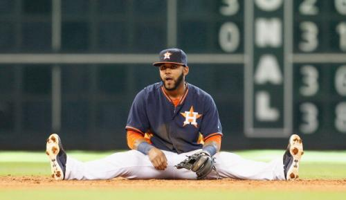 Houston Astros Trade IF Jonathan Villar To Brewers For P Cy Sneed