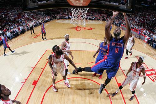 Howard Hurt In Rockets Loss to Detroit