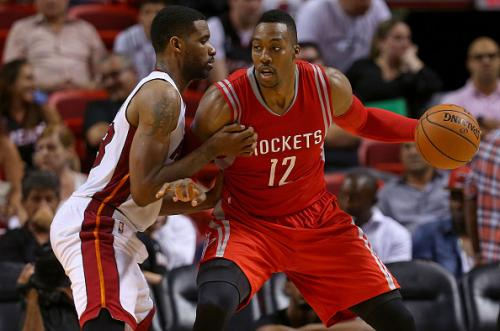 "Howard On Opening Season vs. Lakers: ""I'm A Rocket, That's All That Matters"""