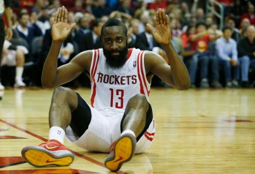 James Harden Continues Hot Streak In Rockets Win