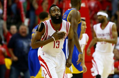 James Harden Headed to Toronto as All-Star Reserve