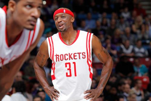 Jason Terry Returns After Baby's Birth