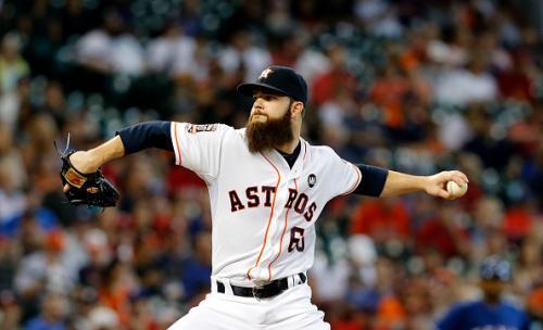 Keuchel Wraps Undefeated Home Season As Astros Take Critical Series From Texas