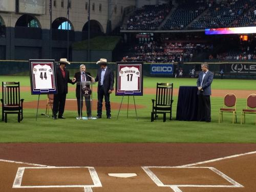 Lance Berkman & Roy Oswalt Retire As Astros