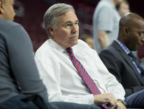 Let's All Just Give Mike D'Antoni A Chance