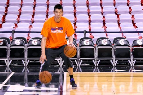 Lin Should Start Ahead Of Kidd