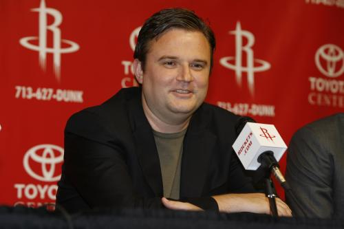 Morey: 'We Want To Shock Everyone'
