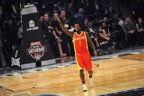 Patrick Beverley Wins NBA Skills Competition